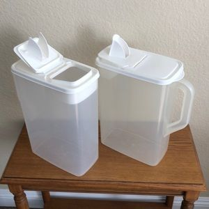 Big cereal containers